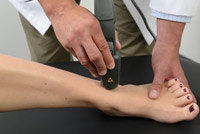 Armstrong podiatry laser therapy